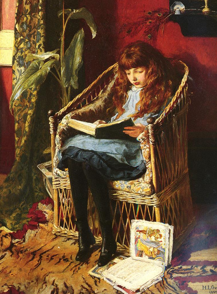 Французская народная сказка Умная Мари