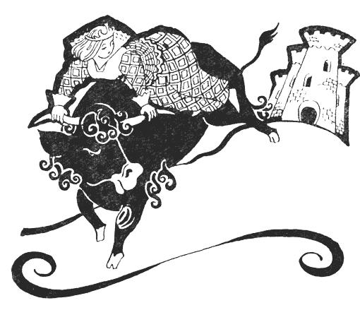 Черный бык Норроуэйский