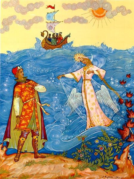 Сказка о царе Солтане
