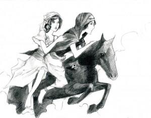 О коне из чёрного дерева