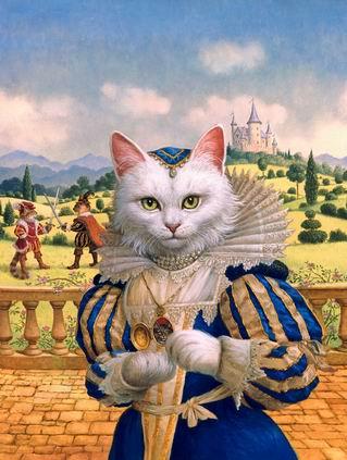 Принцесса-кошка