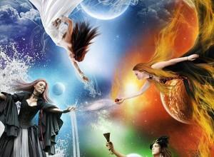 Ингушская народная сказка Вода, Ветер, Огонь и Честь