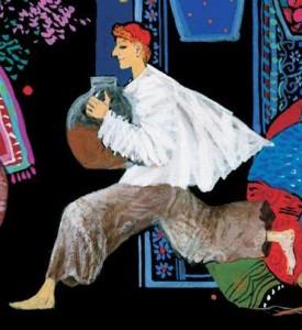 Татарская народная сказка Находчивый джигит