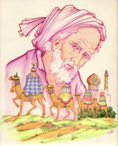 Суфийская сказка Хаджи