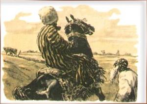 Кумыкская народная сказка Неблагодарный богач