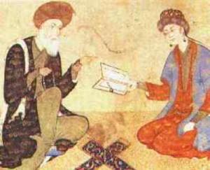 Суфийская сказка Старик и искатель