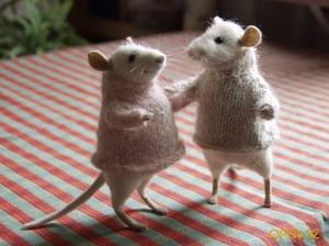 Чеченская сказка Мышки-подружки