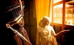 Чеченская сказка Из-за женщин в семье разлад