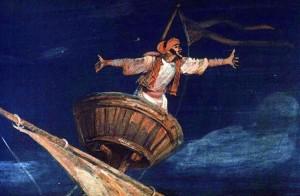 Удивительные путешествия Синдбада-Морехода. Путешествие третье