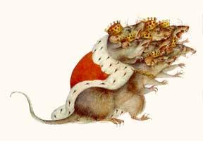 Щелкунчик и мышиный король. Кукольное царство