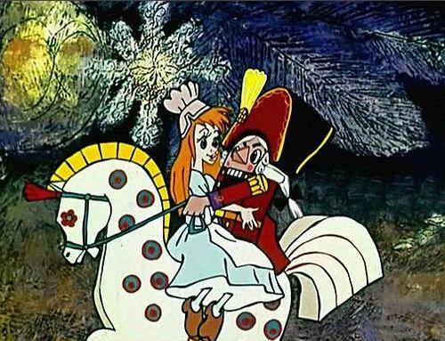 Щелкунчик и мышиный король. Столица