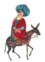 Узбекская народная сказка Ходжа Насреддин и осёл