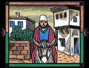 Турецкая народная сказка Щедрый и скупой