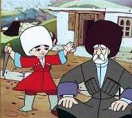 Дагестанская народная сказка Две дороги, которые начинаются в сердце