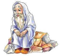 Татарская народная сказка Мудрый старик