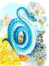 Бажов П.П. Голубая змейка